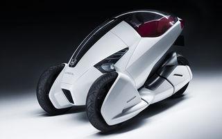 Honda s-a răzgândit în privinţa vehiculelor electrice