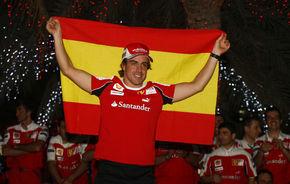 PREVIEW Brazilia: Alonso poate deveni campion la Interlagos