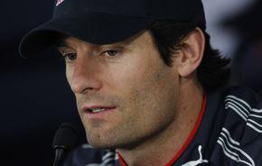 Webber sugerează că Red Bull îl favorizează pe Vettel