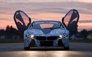 E Oficial: BMW Vision Efficient Dynamics va intra în producţie