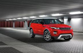 OFICIAL: Land Rover prezintă versiunea cu cinci uşi a lui Evoque