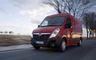Opel a lansat a doua generaţie a lui Movano în România