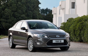 Ford Mondeo primeşte motorul pe benzină de 1.6 litri şi 160 CP