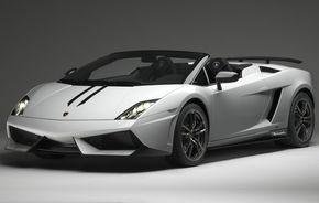 Lamborghini Gallardo LP 570-4 Spyder Performante - Nume lung, performanţe ridicate