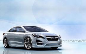LA SHOW: Subaru a prezentat conceptul care anunţă viitoarea generaţie Impreza