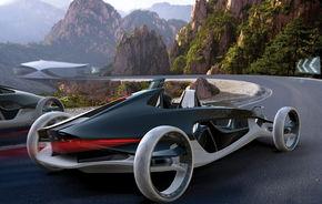 Volvo Air Motion, rivalul futurist al conceptului Mercedes Biome