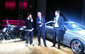 AMG şi Ducati anunţă un parteneriat pentru motorsport