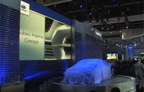VIDEO: Subaru îşi prezintă noua filozofie de design