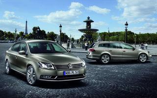 OFICIAL: VW Passat Variant pleacă de la 21.630 euro în România
