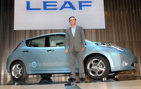 """Carlos Ghosn: """"Există clienţi care chiar vor maşini cu emisii zero"""""""