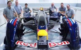 Prototipul Red Bull X1: din Gran Turismo 5 în lumea reală