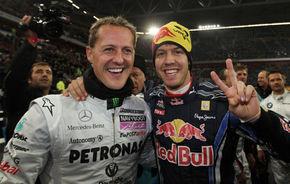 VIDEO: Schumacher şi Vettel au câştigat Cupa Naţiunilor la Race of Champions