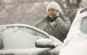 12 ponturi pentru şofatul în sezonul rece