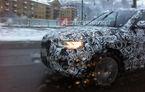 Noul Audi Q3 apare necamuflat într-o serie de fotografii-spion noi