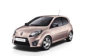"Lansare ""glamour"" pentru Renault Twingo Miss Sixty în România"