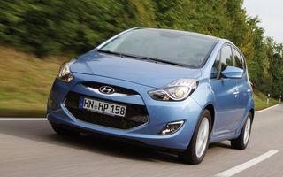 Hyundai ix20 vine în România de la 16.727 euro