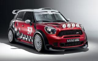 Prodrive ar putea furniza 6 Mini Countryman WRC în sezonul 2011