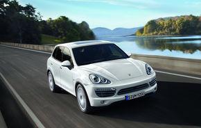 Audi va dezvolta viitoarea generaţie Porsche Cayenne