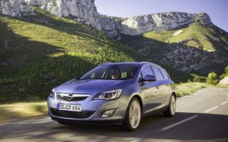 OFICIAL: Opel Astra Sports Tourer, în România de la 16.450 euro