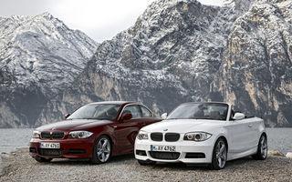 OFICIAL: BMW Seria 1 a primit un facelift
