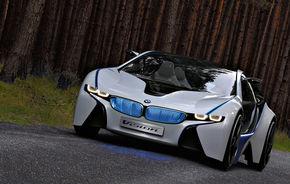"Supercarul hibrid BMW Vision EfficientDynamics va costa ""circa 175.000 de euro"""""