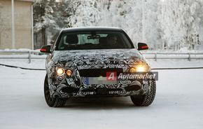 FOTO EXCLUSIV* : BMW testează noul Seria 3