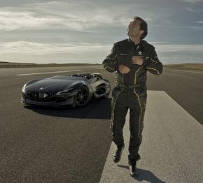 Peugeot EX1 Concept deţine recordul de viteză pentru vehicule electrice