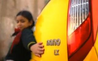 VIDEO: Iz indian în primul spot TV pentru Tata Nano
