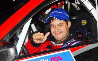 Mini va furniza Contryman WRC pentru un pilot brazilian