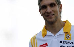 OFICIAL: Petrov rămâne la Renault până în 2012!