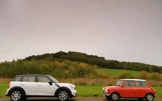 VIDEO: Fifth Gear testează Countryman, primul SUV al celor de la Mini