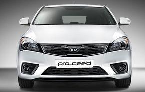 Primele imagini ale noului Kia Pro_Cee'd facelift, aşteptat în martie