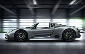 OFICIAL: Porsche confirmă modelul misterios, pregătit pentru Detroit