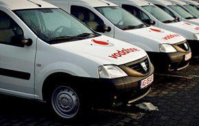 Vodafone România a achiziţionat 22 de exemplare Logan Van