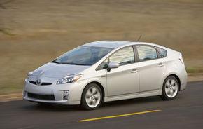 Toyota: Prius va fi cel mai bine vândut model în SUA până în 2020