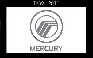 Adio, Mercury!