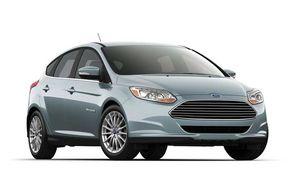 OFICIAL: Acesta este viitorul Ford Focus electric!