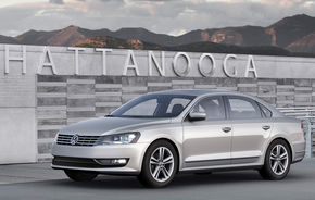 OFICIAL: Volkswagen a dezvăluit Passat-ul american