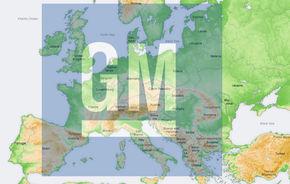 General Motors vrea profit în Europa în 2011