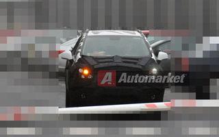 FOTO EXCLUSIV* : Chevrolet testează o versiune SUV a noului Sonic
