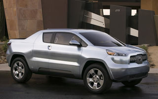 Pick-up-ul Toyota A-BAT ar putea deveni membru al familiei Prius