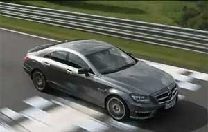 VIDEO: Un nou film de prezentare pentru Mercedes CLS 63 AMG