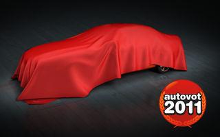START ÎN AUTOVOT 2011! Alege cea mai tare maşină din România!