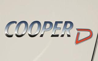 Mini Cooper S Diesel debutează la Geneva în martie