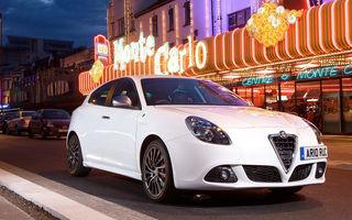 Alfa Romeo a atins ţinta de vânzări pentru Giulietta în 2010