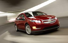 GM dublează producţia lui Chevrolet Volt în 2011