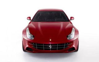 OFICIAL: Ferrari a dezvăluit noul FF