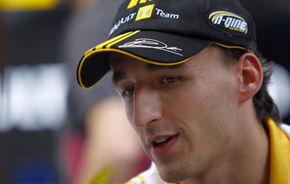 Kubica, determinat să obţină victorii în 2011