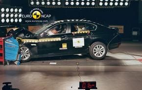 Lista celor mai sigure modele testate de EuroNCAP în 2010