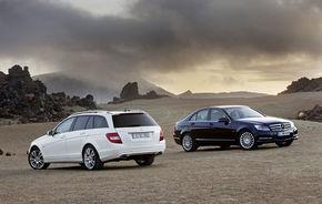 Mercedes promite o ofensivă hibridă cu C-Klasse şi E-Klasse